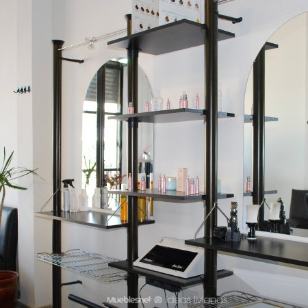 Muebles para peluqueria precios imagui for Muebles de peluqueria