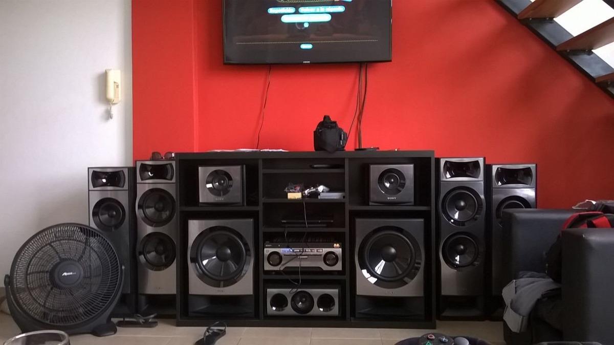 hablemos de equipos de sonido teatro en casa