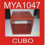Mya1047 Cubos Melamina Color A Eleccion 40x40x30