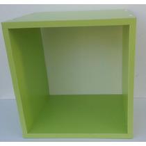 Cubos/rectangulo/melamina 18mm - Varios Colores - 40x40x30
