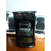 Mesa Tv Audio C/ Ruedas