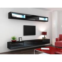 Mueble Tv Lcd Rack Modelo Varig 1