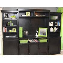 Mueble Para Living - Televisor Led Lcd Consolas