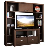 Centro De Entretenimiento Mesa Tv Reproex R20412 Lcd Home 42