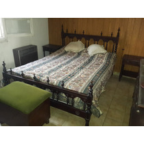 Juego De Dormitorio Completo / Muebles Antiguos