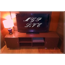 Mueble Rack Tv Lcd Led Dvd Mgp Live