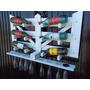 Bodega Blanca Para 6 Botellas Con Copero Madera Tranquera