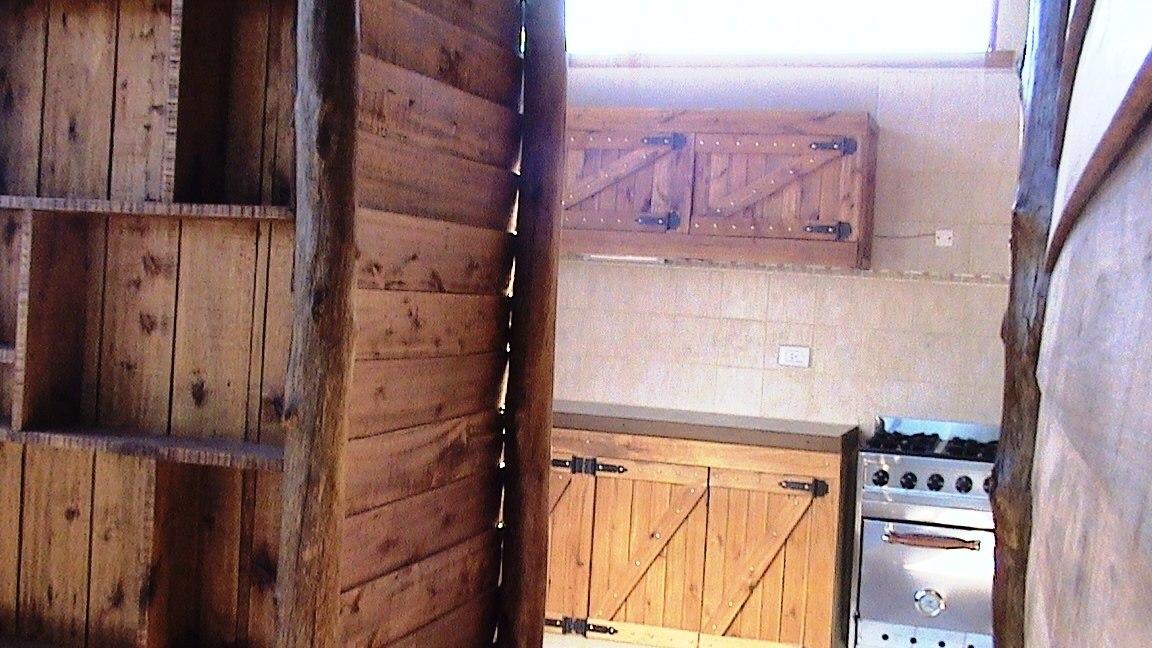 Muebles de cocina estilo campo rustico title for Muebles cocina rusticos