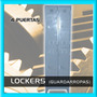 Lockers Guardarroa Metalicos