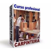 Colección Carpintería Madera Muebles Closets Imprimible