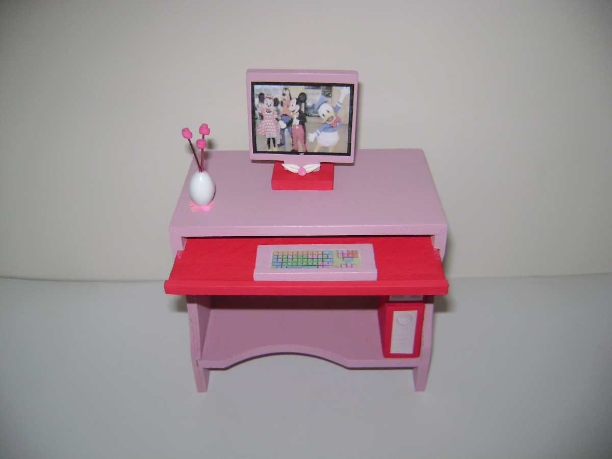 Barbie muebles barbie star pinterest for Muebles para barbie