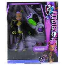 Monster High Clawdeen Wolf Ghouls Rule Bunny Toys