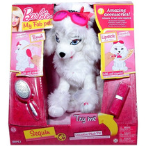 Perro De Barbie Sequin Bunny Toys