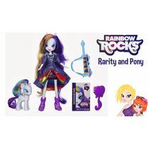 My Little Pony Equestria Rareza Incluye Pony - Hasbro