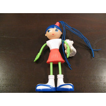Muñeca Betty Spaghetti - Mc Donalds - Año 2002 - $ 85