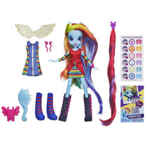 Muñecas My Little Pony Equestria Girls Rainbow Dash