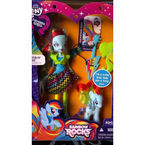My Little Pony Equestria Girls Rainbow Dash Doll + Pony Set