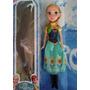 Muñeca Frozen 2 Musical Articulada 35cm De Alto