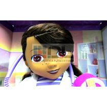 Doctora Juguetes Habla Grande 36cm Luz Sonido Mirá El Video