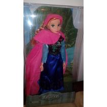 Muñeca Anna Frozen 100% Articulada. Excelente Calidad. Nueva