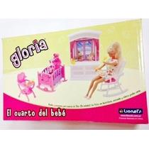 El Cuarto Del Bebe Gloria - Casa De Muñecas