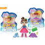 Muñeca Luminosa Lum Lums Con Accesorios - Original Tv Intek