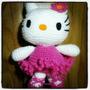 Muñeca Kitty Tejida A Crochet