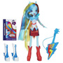 My Little Pony Equestria Girls Rainbow Dash Con Guitarra