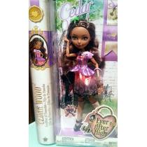 Muñeca Ever After High - Cedar Wood - Original Mattel