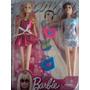 2 Barbies Con Accesorios Muy Lindos Ver