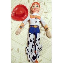 Muñeco Soft Jessie La Vaquerita Toy Story Original