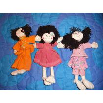 Muñecas De Tela Trapo Hermosas