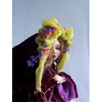 Porcelain Ball Jointed Doll Bjdoll Bjd Ooak Art Doll Elf