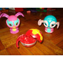 Bakugan + Bakugan Little Pet Shop Coleccion Mc Donalds Lote