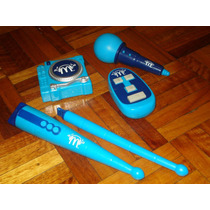 Lote Instrumentos Musicales Coleccion Mc Donalds
