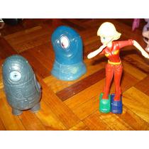 Lote Monster Vs Aliens Coleccion Mc Donalds