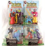 The Beatles Yellow Submarine Figures Set Cto. Mc Farlane Mib
