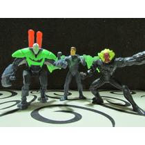 Max Steel X 3 Personajes - Mac Donald