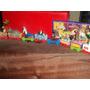 Madagascar 3 -colección Completa Muñequitos Kinder Y Cartina