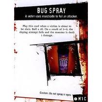 Horrorclix - #m1c Bug Spray - Twist Card Le - Base Set
