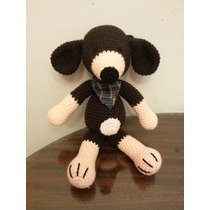 Dulce Perrito!!! Tejido Amigurumi Crochet