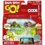 Angry Birds Go! Telepods Pack Exclusivo De Dos Personajes