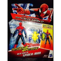 Spider Man 2 De Hasbro The Amazing Hombre Araña Blister