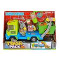 The Trash Pack Junk Truck Camion Recolector La Horqueta
