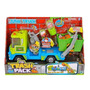The Trash Pack Junk Truck Camion Recolector La Lucila