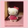 Kitty Amigurumi Crochet Tejido A Mano Lino Creaciones