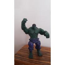 Muñeco Hulk Original, Con Brazos Moviles