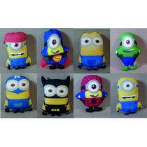 Muñeco Mini Apego Ideal Souvenir Minion