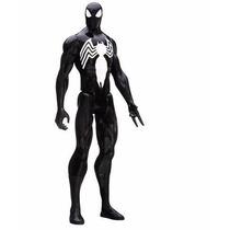 Muñeco Del Hombre Araña Negro Spiderman Duende Verde 30cm