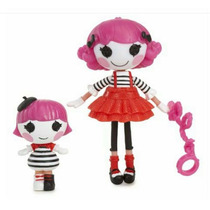 Figuras Mini Lalaloopsy - Sherry Y Charlotte Sisters - 7cm!